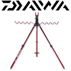 Daiwa Multi Rod Stand Red