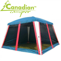 Canadian Camper Safary