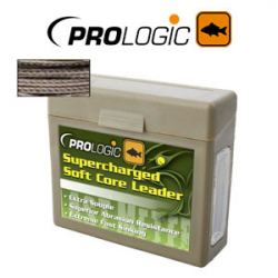 Prologic Supercharged Soft Core Leader 10m