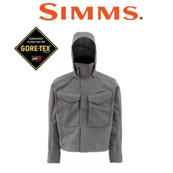 Simms G3 Guide Jacket Iron