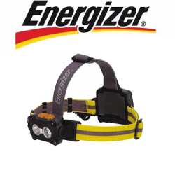 Energizer HARD CASE HEADLIGHT WITH ATTACHMENT