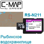 Карта C-MAP Lowrance RS-N211