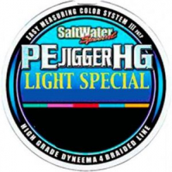 Шнур плетеный Sunline PE Jigger Light Spesial 200m -  #0.6 (0.128mm)