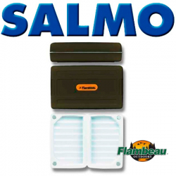 Salmo Flambeau Foam Fly Box