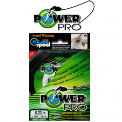 PowerPro Super Lines Moss Green 135m