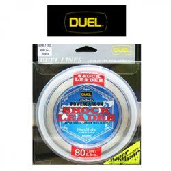 Duel Powercarbon Shock Leader 50m