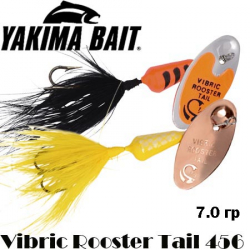 Yakima Vibric Rooster Tail 456