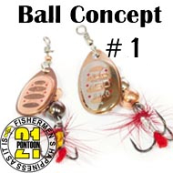 Pontoon 21 Ball Concept #1