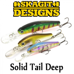 Skagit Designs Solid Tail Deep