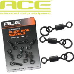 Ace Flexi Ring Swivels