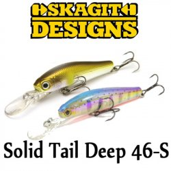 Skagit Designs Solid Tail Deep 46S