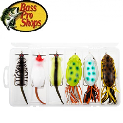 Bass Pro Shops XPS Toad & Mouse Kit