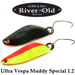 River Old Tournament Ultra Vespa Muddy Special 1.2гр.