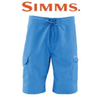Simms Surf Short Blue Harbour