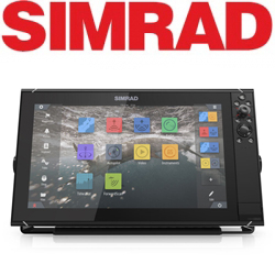 Simrad NSS16 evo3 with world basemap