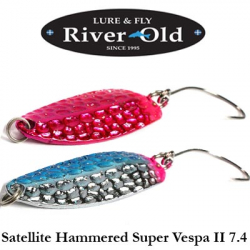 River Old Satellite Hammered Super Vespa II 7.4гр.