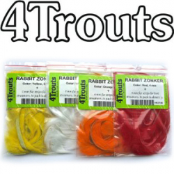 4Trouts Rabbit Zonker