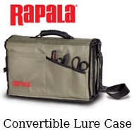Rapala Convertible Lure Case