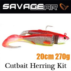 Savagear Cutbait Herring Kit 20 270g