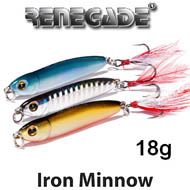 Renegade Iron Minnow 18g