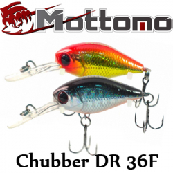 Mottomo Chubber DR 36F