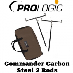 Prologic Commander Carbon Steel Rods