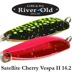 River Old Satellite Cherry Vespa II 14.2гр.