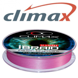 Climax iBraid 4 UL Fluo-Purple 135m