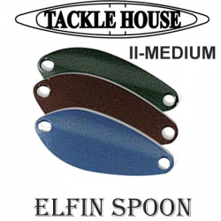 Tackle House Elfin Spoon II Medium