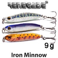 Renegade Iron Minnow 9g