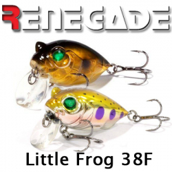 Renegade Little Frog 38F