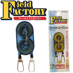 Field Factory DUO Pin on Reel FF-014