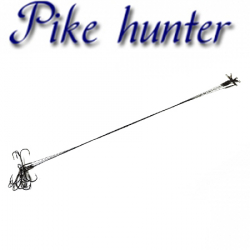 Pike Hunter Жерличные Титановые