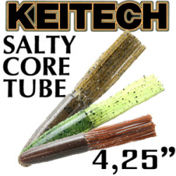Keitech Salty Core Tube 4.25""