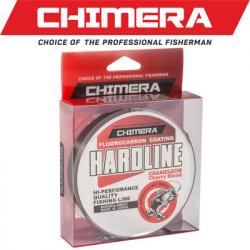 Chimera Hardline Fluorocarbon Coating Chameleon Cherry Blood 100m
