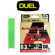 Duel PE Armored Pro 150m