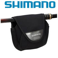 Shimano PC-031L Reel Guard BK