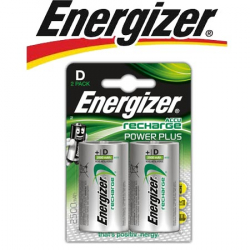 Energizer Power Plus NH50/D 2500 BP2 1.2V