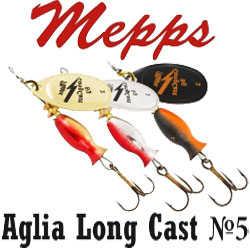 Mepps Aglia Long Cast №5