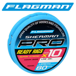Flagman Sherman Pro Super Strong Ready Rig