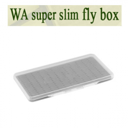 Super slim fly box