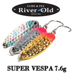 River Old Satellite Super Vespa 7.6 g