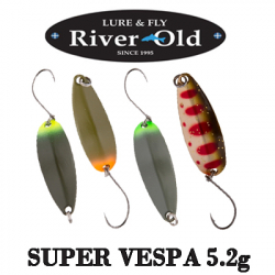 River Old Satellite Super Vespa 5.2 g
