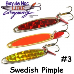 Bay De Noc Swedish Pimple #3