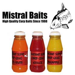 Mistral Baits Slime Attractors 250ml
