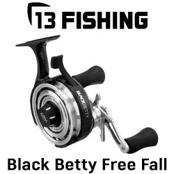 13 Fishing Black Betty Free Fall