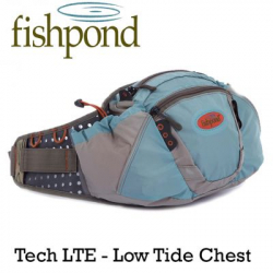Fishpond Tech LTE - Low Tide Chest/Lumbar Pack (сумка)