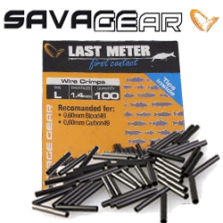 Savage Gear Wire Crimps