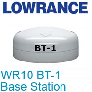 Lowrance WR10 BT-1 Base station only