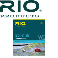 Rio Bonefish Knotless Leaders 10ft